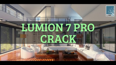 Lumion 8 Crack