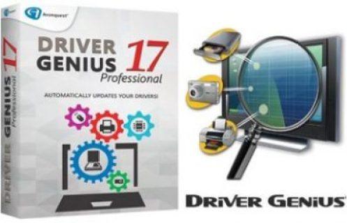Driver Genius 17 Crack