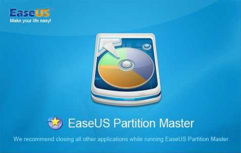 EaseUS Partition Master 12.5 Crack