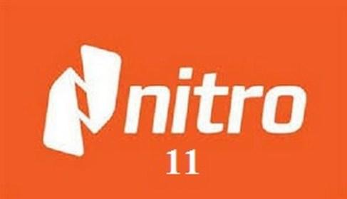 Nitro PDF Pro 11 Cracked
