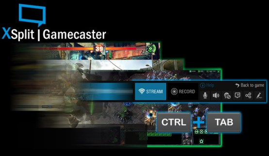 XSplit Gamecaster 2.4 Crack