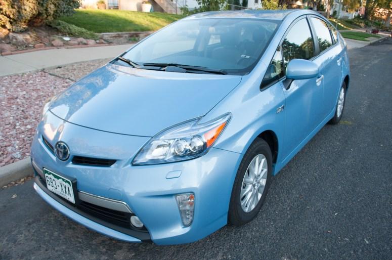 2012 Toyota Prius Plug-In Review Behind the Wheel ZipRage-3