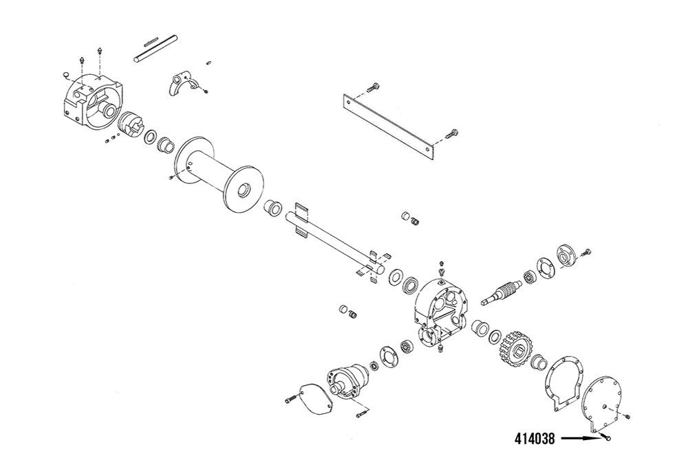 Ramsey Winch Wiring Diagram. Wiring. Wiring Diagrams