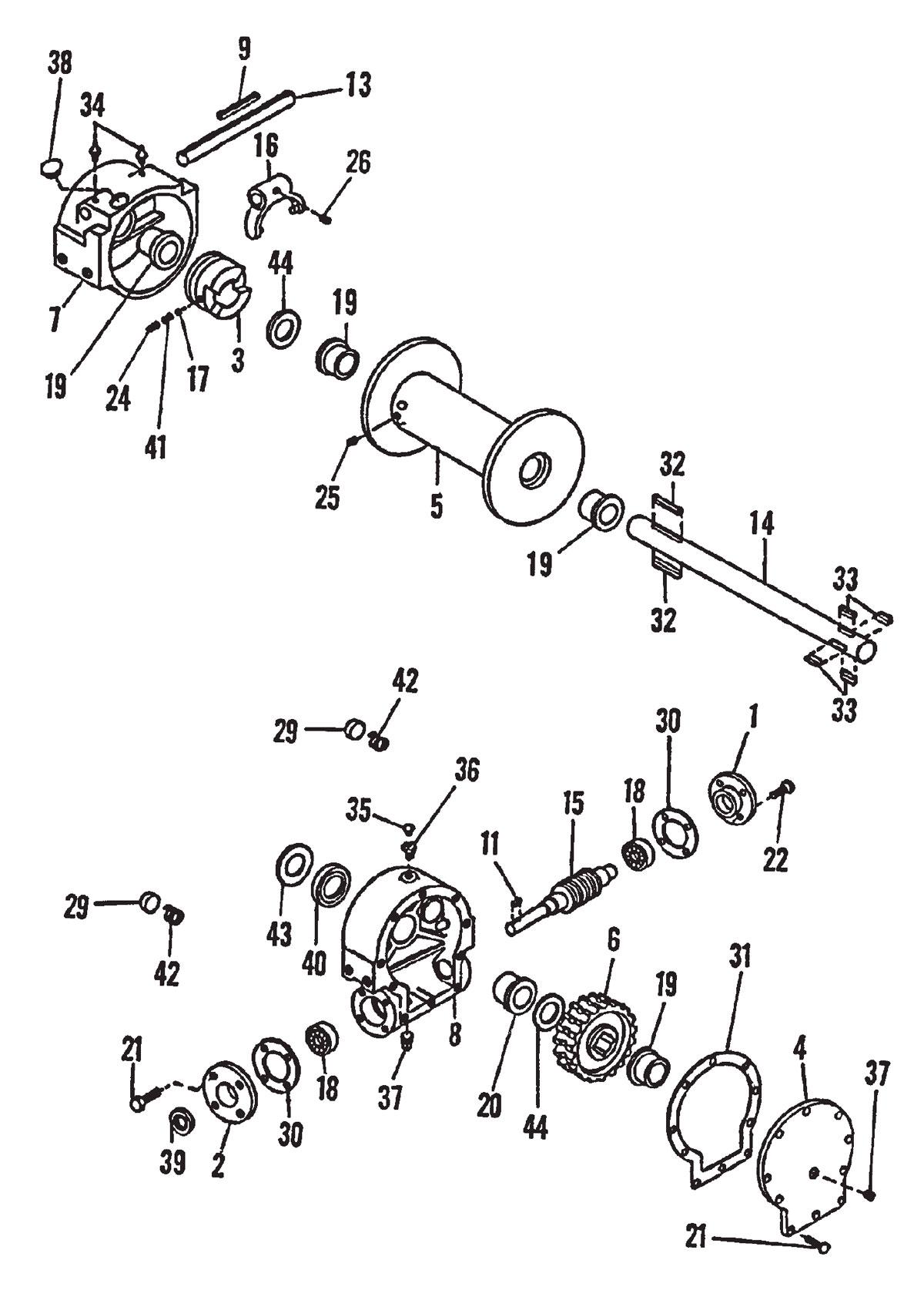 Smittybilt Winch Solenoid Wiring Diagram T-Max Winch