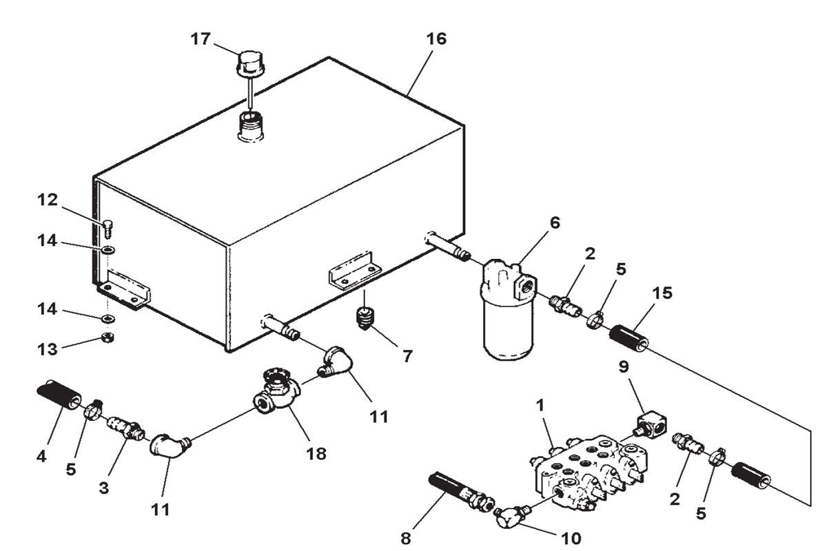medium resolution of formula 6500 w o wrecker valve filter hydraulics 230v motor wiring diagram wrecker hydraulic wiring diagram