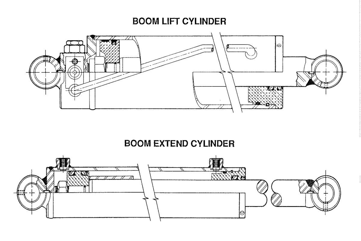 medium resolution of 500 series wrecker hydraulic cylinders hydraulic lift schematic