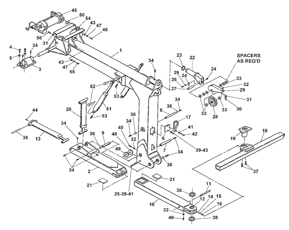 12 000 lb badlands winch wiring diagram 12000 images gallery [ 1200 x 955 Pixel ]