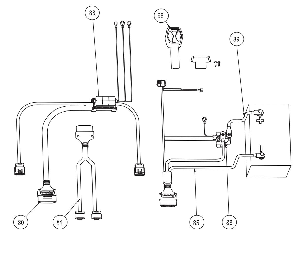 Western Snow Plow Wiring Schematic