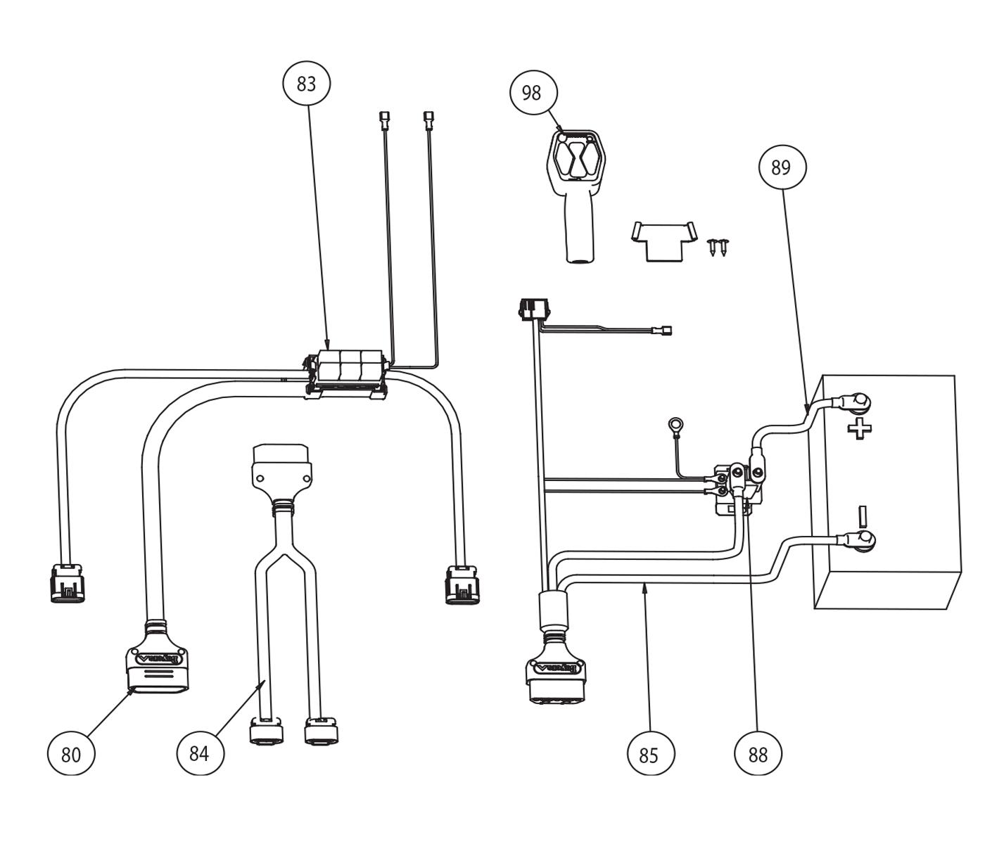 small resolution of snowdogg plow wiring harness wiring diagram third level rh 15 4 14 jacobwinterstein com meyer plow