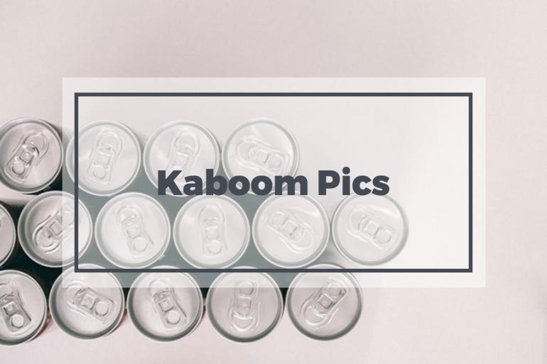 Kaboom Pics stock photos