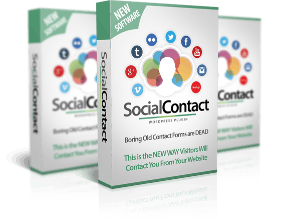 WP Social Contact Review |  Marketing |
