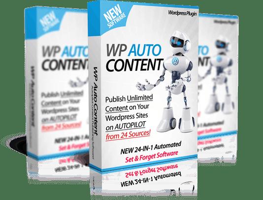 WPAutoContent |  Marketing |