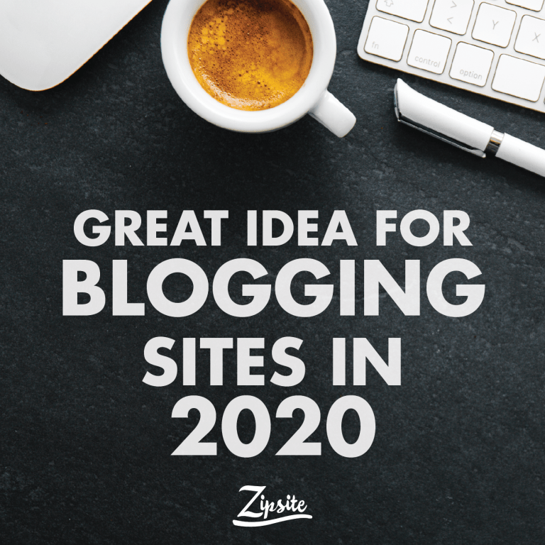 Blogging Sites in 2020