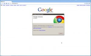 Google Chrome 68