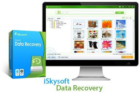 iSkySoft Data Recovery 3.0