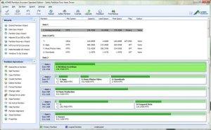 AOMEI Partition Assistant Standard Edition 8.0 Crack