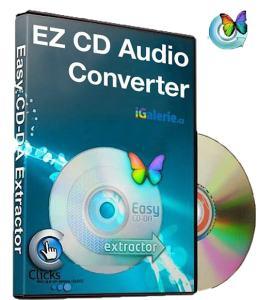 EZ CD Audio Converter 8.2.1.1 Crack