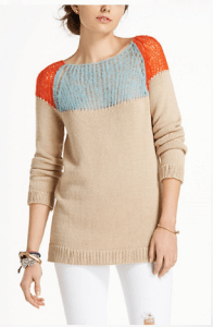 Anthropologie Lightweight Sweater