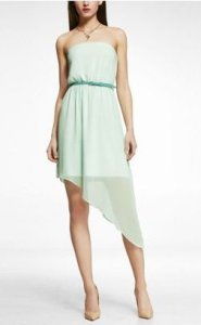 Express_Asymmetrical_Dress