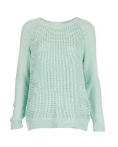 TopShop Lightweight Mint Sweater