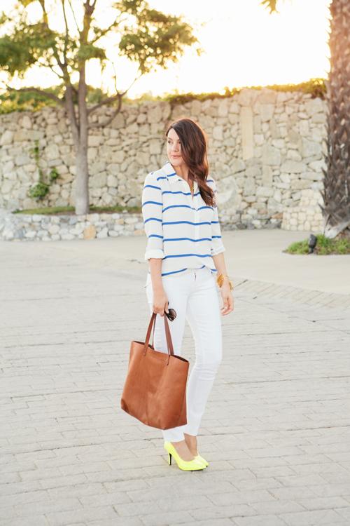 Kendi Everday white jeans
