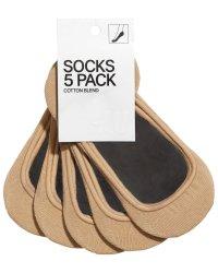 h&m slip on socks