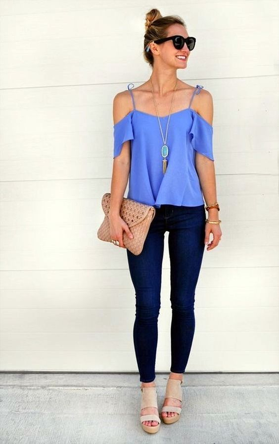 cold shoulder top personal stylist seattle