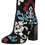 Embroidery boots - Rebecca Minkoff