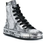 Metallic sneakers - Farfetch