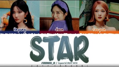 MP3: Fromis 9 – Star (별)