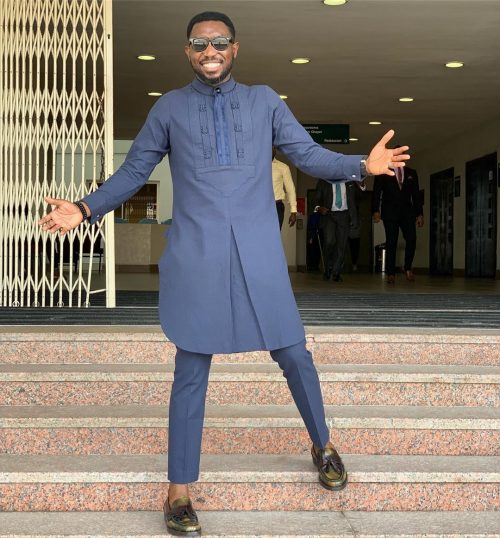 Timi Dakolo wife pastor