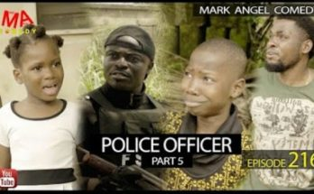 Mark Angel Police officer