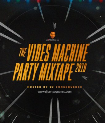 Consequence The Vibes Machine Party