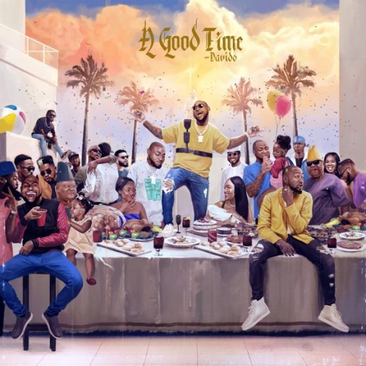 Davido A Good Time album Summer Walker Peruzzi Sweet Middle Yonda picture lyrics 1