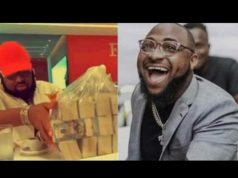 100 million dollars sign Davido