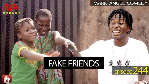 Mark Angel Fake Friends