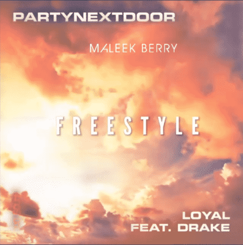 Maleek Berry Loyal Freestyle