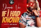 [Audio] Demmie Vee – If I Had Know