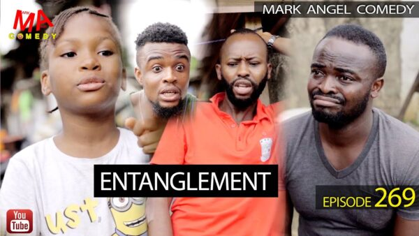Mark Angel Comedy Entanglement