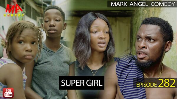 Mark Angel Super Girl