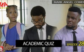 Mark Angel Comedy Episode 284 - Academic Quiz