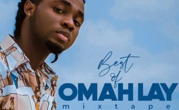 DJ Donak - Best of Omah Lay Mixtape