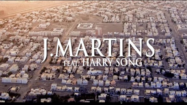 J.Martins Harrysong Be Real video
