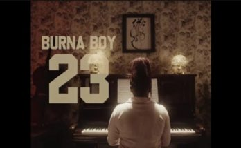 Burna Boy - 23 Video