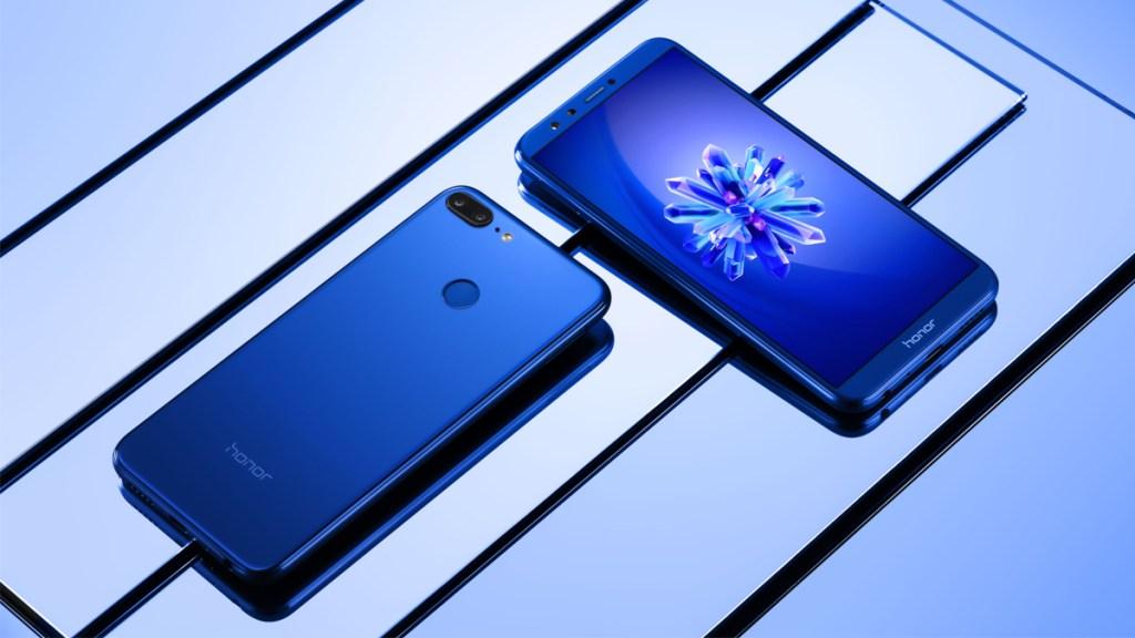 Сброс аккаунта гугл на смартфоне Huawei Honor 9 Lite