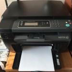 Xerox 3045 полная разборка с фото
