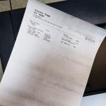 Kyocera FS-1040 - Дефект печати