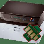 Прошивка принтера Samsung – дампы микросхем