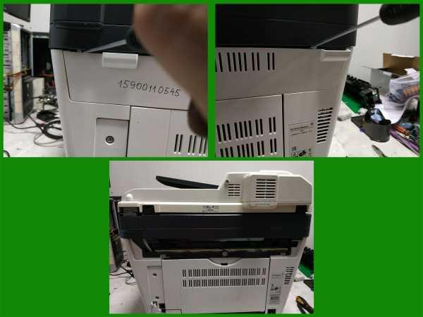 Застревание бумаги в Kyocera - фото №6