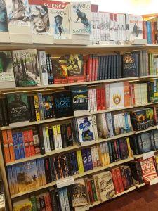 A Sense for Memory on bookshelf